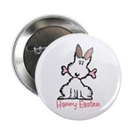 """Dog Easter 2.25"""" Button"""