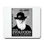 Viva Darwin Evolucion Mousepad