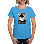 Viva Darwin Evolucion Women's Dark T-Shirt