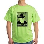 Viva Darwin Evolucion Green T-Shirt