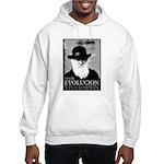 Viva Darwin Evolucion Hooded Sweatshirt
