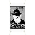 Viva Darwin Evolucion Banner