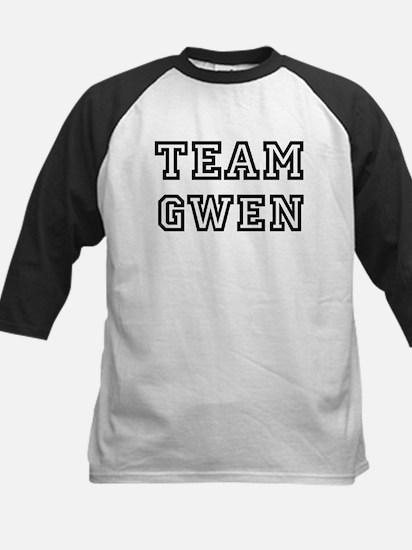 Team Gwen Kids Baseball Jersey