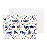 Dendrite Greeting Cards (Pk of 10)
