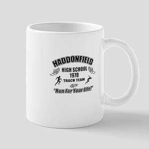 Haddonfield Track Team Mug