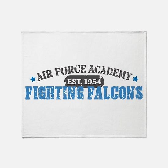 Air Force Falcons Throw Blanket