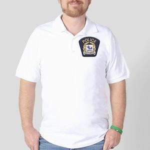 Laval Quebec Police Golf Shirt