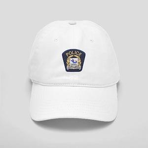 Laval Quebec Police Cap