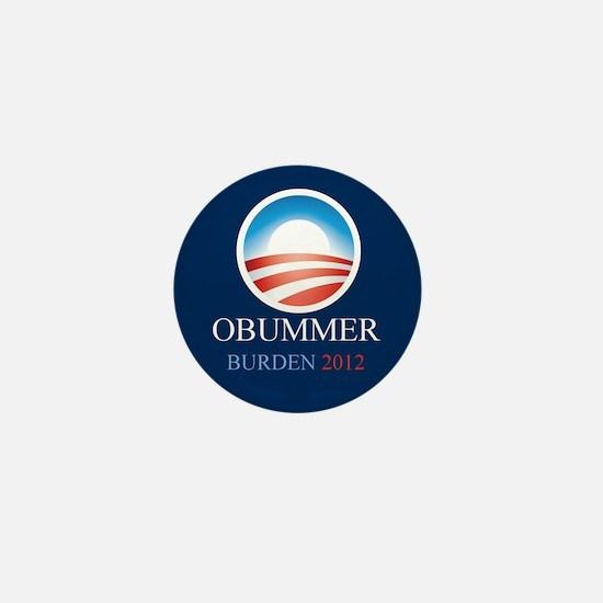 Obummer Burden Mini Button