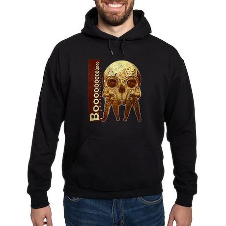 Spaceman skull ~ Hoodie (dark)