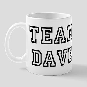 Team Dave Mug