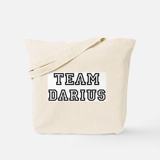 Team Darius Tote Bag