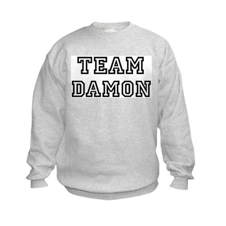 Team Damon Kids Sweatshirt