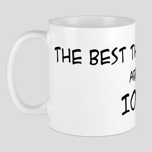 Best Things in Life: Iowa Mug