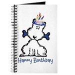 Dog Birthday Journal