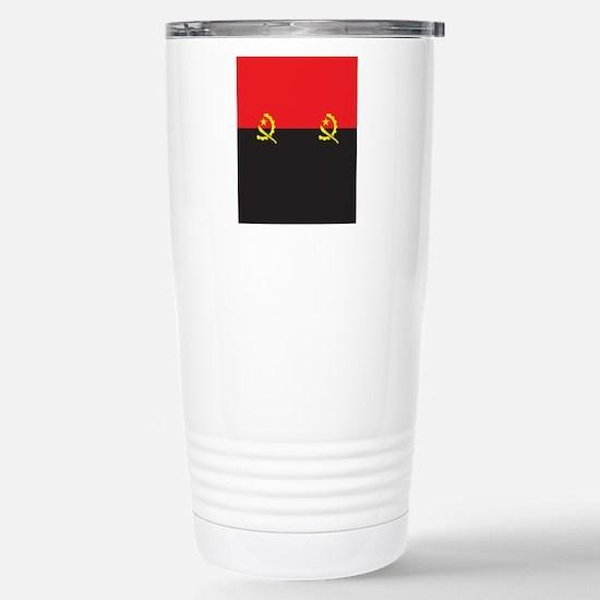 Cute Angola Travel Mug