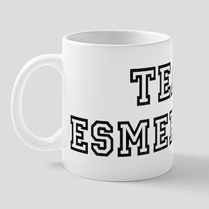 Team Esmeralda Mug