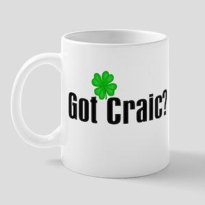 Got Craic Mug