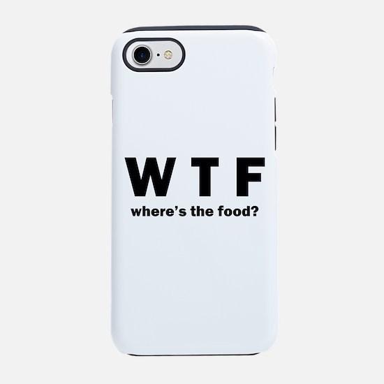 WTF iPhone 7 Tough Case