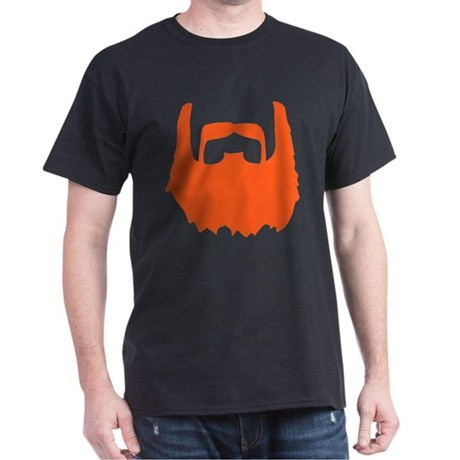 San Francisco Beard - Dark T-Shirt