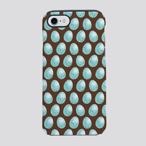 Small Robin Egg Pattern iPhone 7 Tough Case