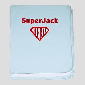 Jack - Hero baby blanket
