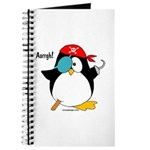 Pirate Penguin Journal