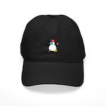 Pirate Penguin Black Cap