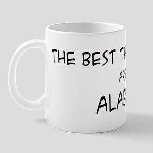 Best Things in Life: Alabama Mug