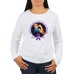Stronger Than Cancer Women's Long Sleeve T-Shirt