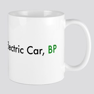 My Electric Car Mugs
