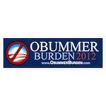 Obummer Burden Sticker (Bumper)