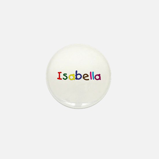 Isabella Mini Button