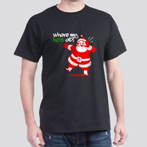 Where My Ho's At? - Dark T-Shirt