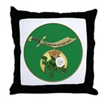 Daughters of the Nile Throw Pillow
