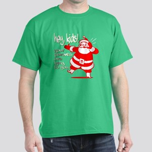 Santa Isn't Real - Dark T-Shirt