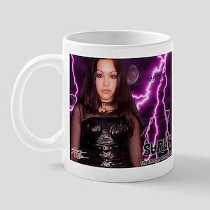 Sherry Nunez-Lightning Storm Mug