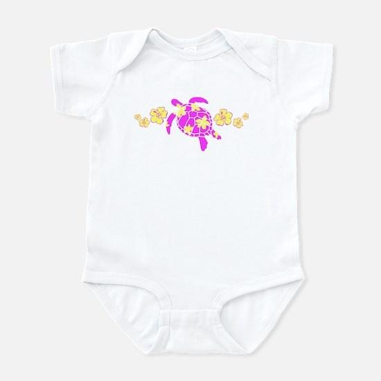 Tropical Turtle Infant Bodysuit