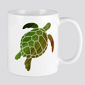 Swimming Turtle Mug