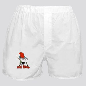 Trail Gnome Boxer Shorts