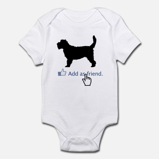 Grand Basset Griffon Vendeen Infant Bodysuit
