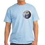 Yin-Yang World Music Clefs T-Shirt