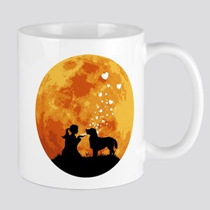 Flat-Coated Retriever Mug