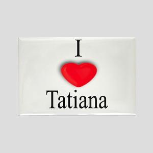 Tatiana Rectangle Magnet