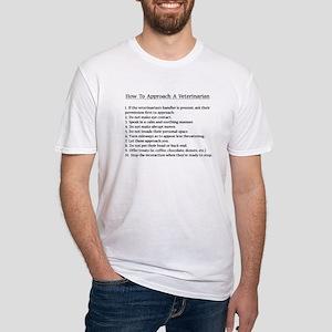Approaching A Veterinarian T-Shirt