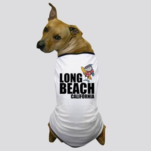 Long Beach, California Dog T-Shirt