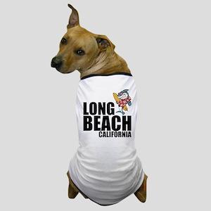 Long Beach, California Dog T-Shirt