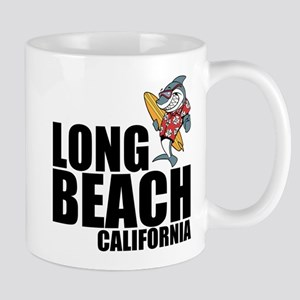 Long Beach, California Mugs