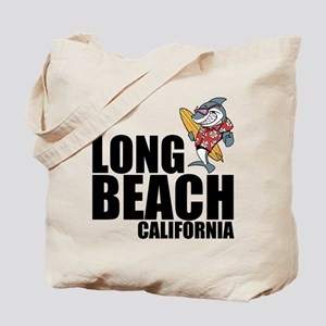 Long Beach, California Tote Bag