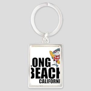 Long Beach, California Keychains